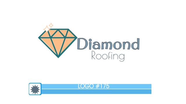 Diamond Logo # LD 175