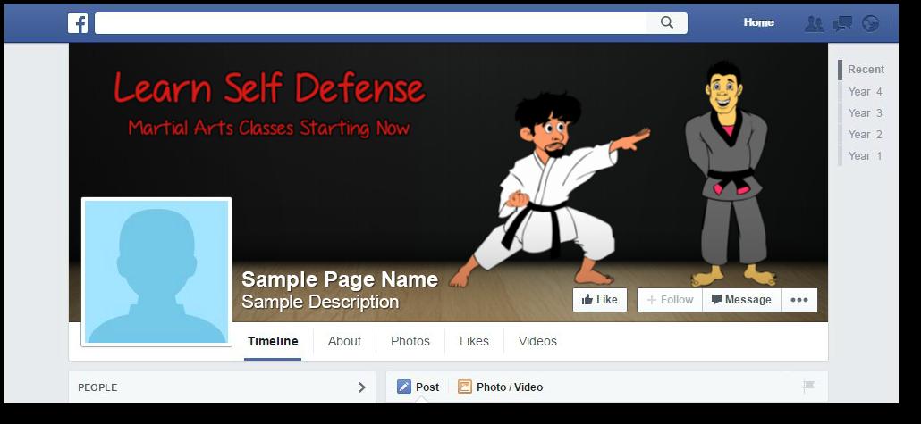 FB Martial arts