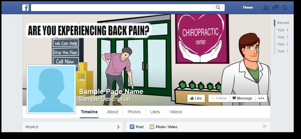 FB chiropractic office
