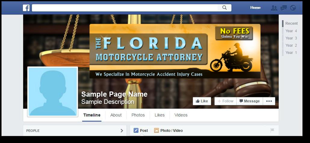 FB motorcycle lawyer Florida