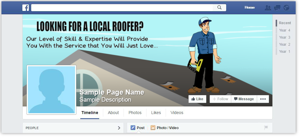 FB roofing