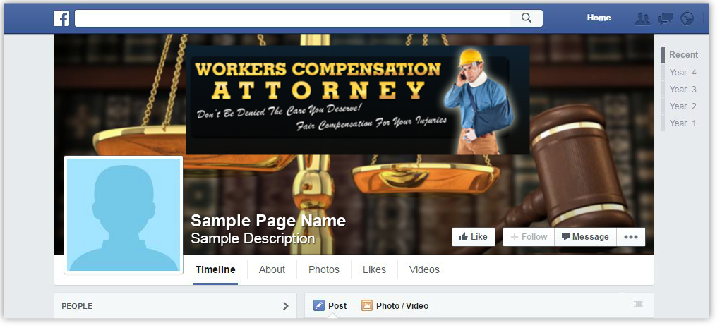 FB workers comp