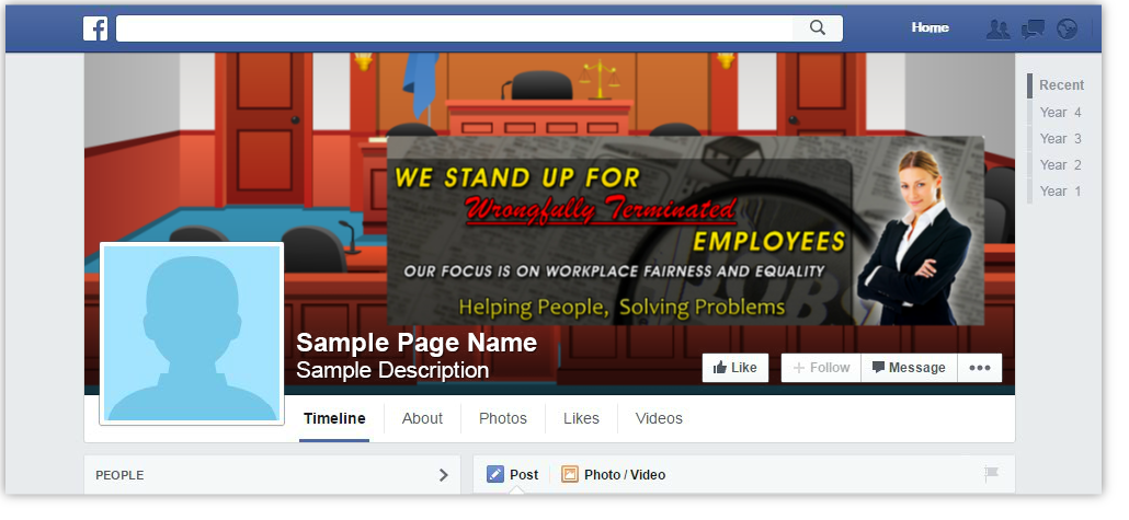 FB wrongful termination