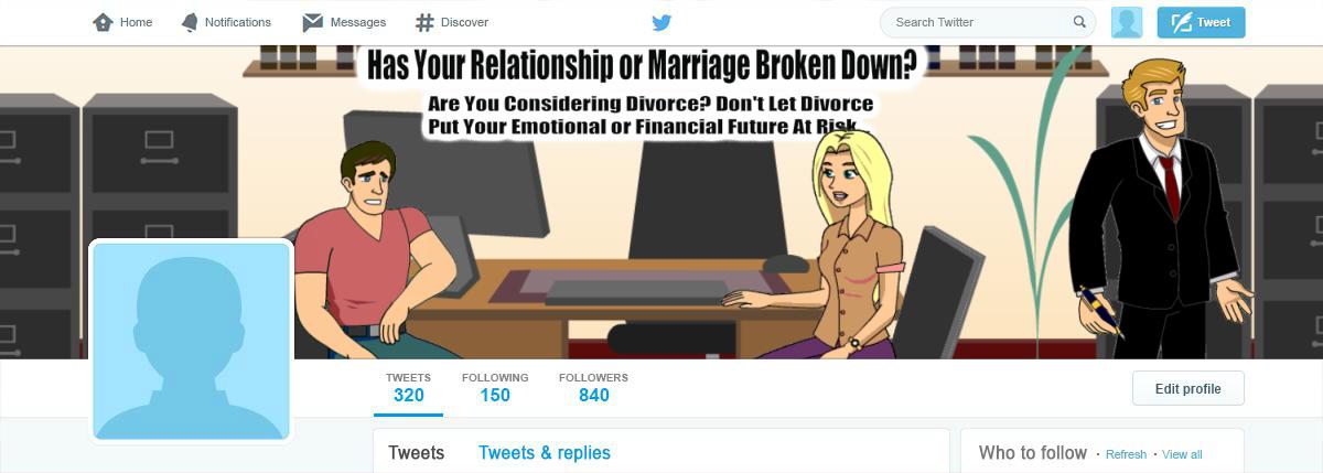 T divorce law firm