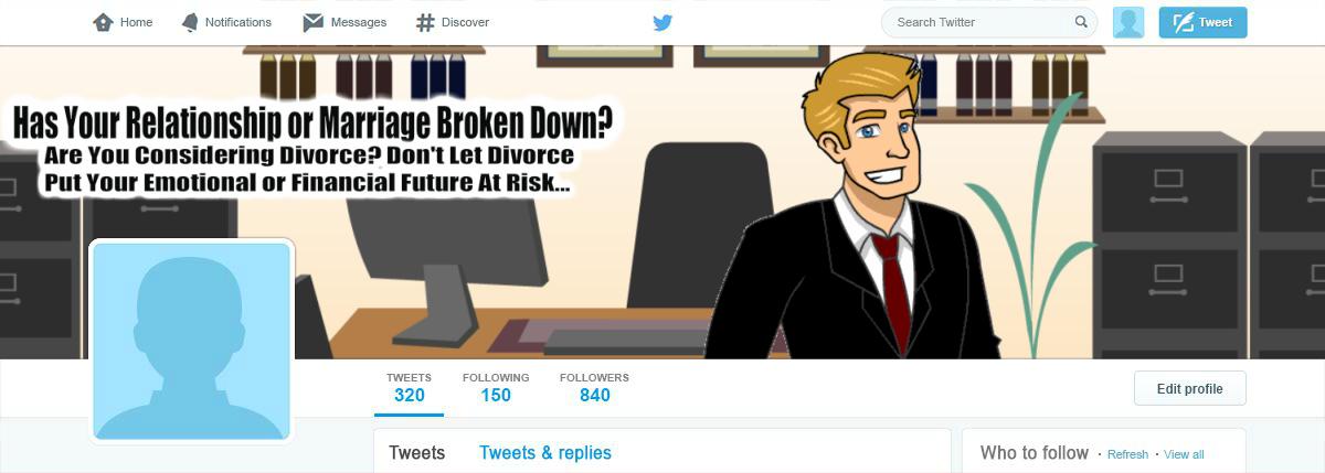 T divorce law