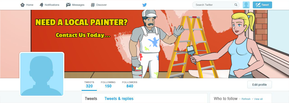 T local painters