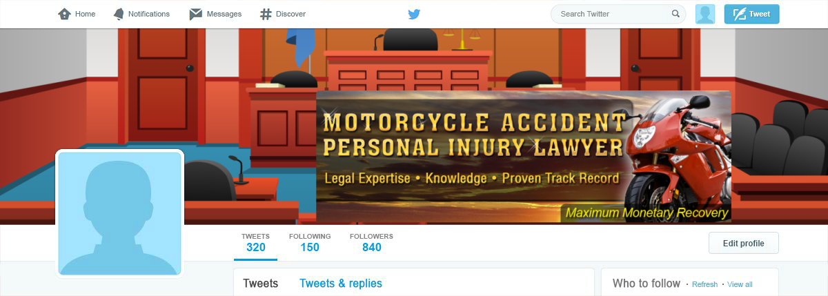 T motorcycle attorney